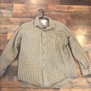 Filson wool button down shirt XL (1301)